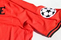 Koszulka piłkarska PSG JORDAN red 19/20 Vapor Match, #7 Mbappe