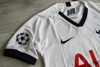 Dziecięcy zestaw piłkarski TOTTENHAM home 19/20 NIKE (koszulka+spodenki+getry) #10 KANE