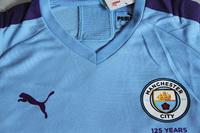 Koszulka piłkarska MANCHESTER CITY Authentic Home 19/20 Puma #10 Kun Aguero