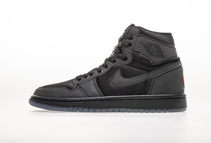 "Buty damskie NIKE AIR JORDAN 1 Retro ""Black"" BV1576-001"