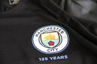 Koszulka piłkarska MANCHESTER CITY Authentic Away 19/20 Puma #10 Kun Aguero