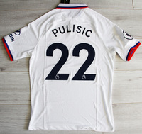 Koszulka piłkarska CHELSEA Londyn NIKE 19/20 Vapor Match Away #22 Pulicis