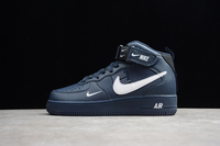 BUTY damskie NIKE AIR FORCE 1 MID '07 LV8 Navy Blue 804609-403