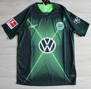 Koszulka piłkarska VfL WOLSBURG NIKE 19/20 Home