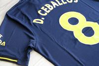 Koszulka piłkarska ARSENAL Londyn third 19/20 Authentic ADIDAS, #8 D.Ceballos