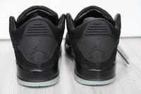 Buty męskie NIKE Air Jordan 3 Flyknit Black AQ1005-001