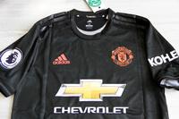 Koszulka piłkarska MANCHESTER UNITED third 19/20 Authentic ADIDAS, #10 Rashford