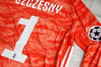 Koszulka bramkarska JUVENTUS TURYN 19/20 ADIDAS #1 SZCZĘSNY