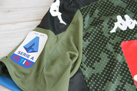 Koszulka piłkarska SSC NAPOLI 19/20 Away Match KAPPA #99 MILIK, #20 ZIELIŃSKI