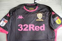 Koszulka piłkarska LEEDS UNITED 19/20 Away KAPPA Authentic, #43 KLICH