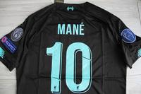 Koszulka piłkarska FC LIVERPOOL 3rd 19/20 NEW BALANCE #10 Mane