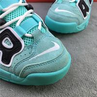 BUTY damskie Nike Air More Uptempo CN8118-400 Light Aqua
