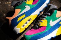 "Buty damskie Nike Air Max 90 QS ""Viotech"" CD0917-300"