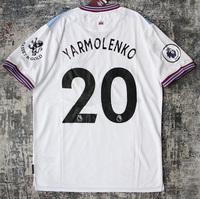 WEST HAM UNITED away 19/20 UMBRO #20 Yarmolenko