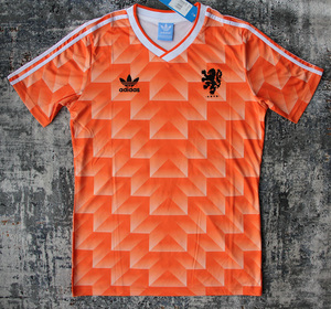 Koszulka piłkarska HOLANDIA Retro '88 Adidas #12 Van Basten
