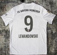 Koszulka piłkarska BAYERN MONACHIUM Adidas 19/20 Away #9 Lewandowski