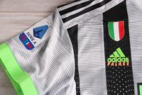 Koszulka piłkarska JUVENTUS Turyn Palace 4th 19/20 Authentic ADIDAS, #7 Ronaldo