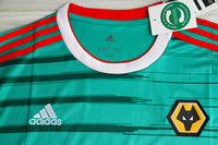 Koszulka piłkarska WOLVERHAMPTON Adidas 19/20 3rd #37 Adama