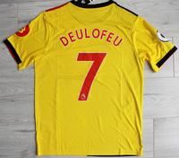 Koszulka piłkarska WATFORD FC Home 19/20 Adidas #7 Deulofeu