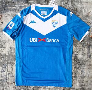 Koszulka piłkarska BRESCIA CALCIO Home 19/20 KAPPA, #45 Balotelli
