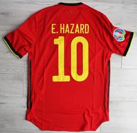 Koszulka piłkarska BELGIA Authentic ADIDAS Euro 2020, #10 E.Hazard