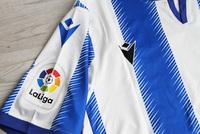 Koszulka piłkarska REAL SOCIEDAD SAN SEBASTIAN Home 19/20 MACRON #21 Odegaard