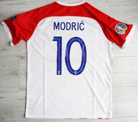 Koszulka piłkarska CHORWACJA Home Euro 2020 Nike #10 Modrić