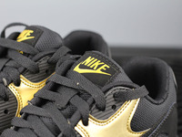 Buty damskie Nike Air Max 90 537384-058 BLACK AND GOLD