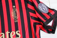 Koszulka piłkarska AC MILAN 120th Anniversary 19/20 Puma #9 Piątek