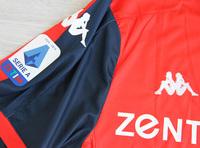 Koszulka piłkarska FC GENOA home 19/20 KAPPA #15 JAGIELLO