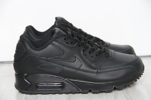 Buty damskie Nike Air Max 90 LTR Essential ALL BLACK