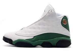 "Buty męskie NIKE AIR JORDAN 13 ""Lucky Green"" 414571-113"