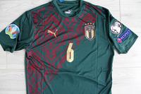 Koszulka piłkarska WŁOCHY 3rd Puma Authentic #6 Verratti