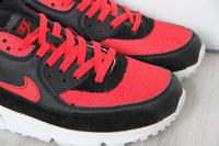 Buty męskie Nike Air Max 90 Essential 537384-076 Black Tough Red