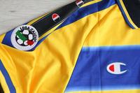 Koszulka piłkarska PARMA CALCIO Retro Home 99/00 Champion #9 Crespo
