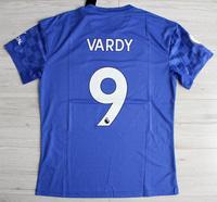 Koszulka piłkarska LEICESTER Adidas 19/20 Home, #9 Vardy