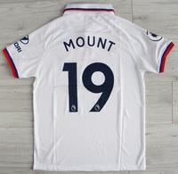 Koszulka piłkarska CHELSEA LONDYN NIKE 19/20 Away Breathe Stadium, #19 Mount
