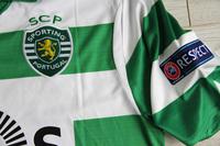 Koszulka piłkarska SPORTING LIZBONA home 19/20 MACRON #8 B.Fernandes