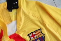 Koszulka piłkarska FC BARCELONA NIKE 19/20 Vapor Match Senyera, #10 MESSI