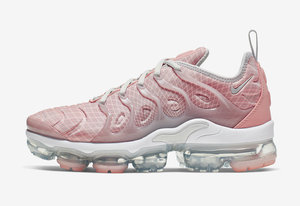 """Buty damskie Nike Air VaporMax Plus """"Bleached Coral"""" AO4550-603"""