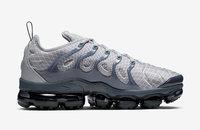 Buty męskie Nike Air VaporMax Plus GREY/BLUE 924453-019