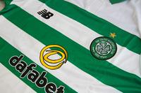 Koszulka piłkarska CELTIC GLASGOW Home 19/20 NEW BALANCE #11 Klimala