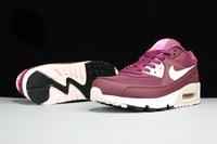 Buty męskie Nike Air Max 90 Essential 616730-600 BORDOWE