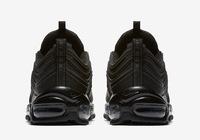 Buty męskie Nike Air Max 97 TRIPLE BLACK 921733-001