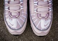 "Buty damskie Nike Air Max 98 AH6799-600 ""Barely Rose"""