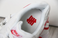 Buty męskie UNDEFEATED x Nike Air Max 90 CJ7197-103 White/Solar Red