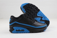 Buty męskie UNDEFEATED x Nike Air Max 90 CJ7197-002 Black/Blue Fury