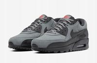 Buty męskie Nike Air Max 90 AJ1285-025 GREY SUEDE