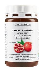 Granat ekstrakt 500 mg - 90 kaps.
