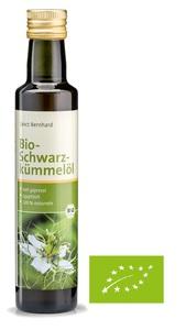 Bio Olej z Czarnego Kminu (czarnuszki) 250 ml